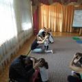 Отчёт о физкультурном мероприятии, совместно с родителями в старшей группе