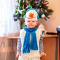 Фотоотчёт «Наш первый Новогодний праздник в детском саду»