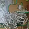 Мастер-класс с детьми по изготовлению поделки из бросового материала— елочной игрушки «Совушка»