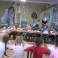 Фотоотчет о мастер-классе «Волшебная ленточка» в Центре семейного чтения им. М. Шумилова