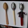 «Куклы из деревянных ложек». Мастер-класс