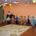 Фотоотчёт о празднике, посвящённом Благовещению Пресвятой Богородицы, в средней группе