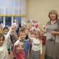 Конспект занятия по изготовлению тряпичной куклы для детей и родителей в старшей группе «Что за прелесть эти куклы!»