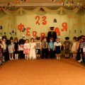 Сценарий праздника «День рождения Российской армии» в старшей группе
