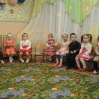 Фотоотчет о Дне матери в детском саду