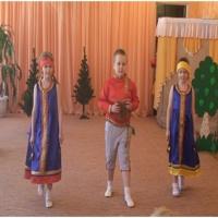 Музыкальная сказка для детей старших и подготовительных групп «Красная Шапочка на новый лад»