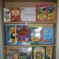 Оформление детского сада. Наша библиотека