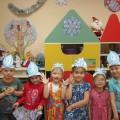 Конспект занятия по познавательной деятельности для детей средней группы с ОНР