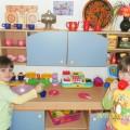 Использование игровых технологий в формировании словаря детей старшего дошкольного возраста