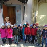 Фотоотчет «Патриотическое воспитание детей. Экскурсия в Моздокский краеведческий музей»