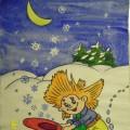 Конспект НОД по развитию речи в старшей группе «Сказка о снежинках»