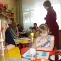 Совместная образовательная деятельность детей и родителей старшей логопедической группы «Веселые снеговики»
