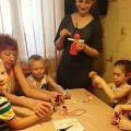 Куколка-кувадка— игрушка из шкатулочки. Работа педагога вместе с детьми и родителями