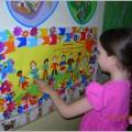 Конспект комплексного занятия «Дружат дети всей Земли», для детей старшего дошкольного возраста