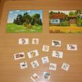 Дидактическая игра «Кто где живет?» для детей раннего возраста