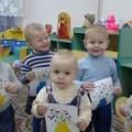 Творческий проект «День матери» в первой младшей группе
