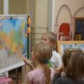 Познавательный досуг для детей старшего дошкольного возраста «Я рождён в России»