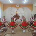 Русский народный танец с ложками