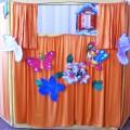 Кукольный театр «Волк и козлята» в детском саду