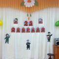 Спортивное развлечение для детей средней группы к Дню защитника Отечества