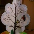 Мастер-класс «Дерево «Времена года»