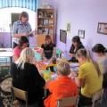 Фотоотчет о мастер-классе для педагогов «Кувшинка»
