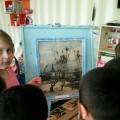 Занятие по изобразительному искусству «Знакомство с картиной А. К. Саврасова «Грачи прилетели»