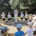Сценарий летнего праздника «День Здоровья»