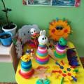 «Развиваем речь детей раннего возраста». Консультация для родителей