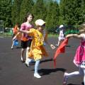 Сценарий развлечения к Дню защиты детей. «Мы встречаем праздник лета»