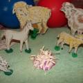 Зоопарк у бабушки в деревне. «Домашние животные» (мастер-класс)