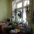 Фотоотчет ярмарки поделок «Пасхальный сувенир» в детском саду