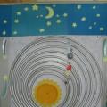 Дидактическое пособие своими руками. Макет «Планеты Солнечной системы»