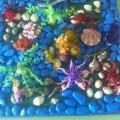 Мини музей «Подводный мир» изучение и ознакомление детей до школьного возраста с прекрасным миром подводной жизни.