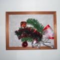 «Новогодняя фантазия». Мастер-класс украшения из елочной мишуры и лент