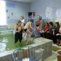 Конспект занятия по плаванию с воспитанниками 6-го года жизни «В гостях у солнышка Здоровья»