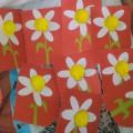 Мастер-класс по изготовлению открытки для мамы к 8 Марта «Расцвел нарцисс»