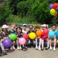Фотоотчёт о развлечении для разновозрастных групп «Здравствуй, лето!»