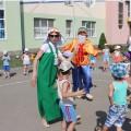 Фотоотчет о развлечении «День семьи»