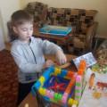 Мастер класс «Живые коробки»