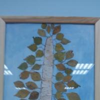 Мастер-класс картины из природных материалов «Дерево счастья»