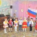 Сценарий праздничного мероприятия для старших дошкольников «Я люблю тебя, Россия»