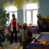 Фотоотчет открытого (оздоровительного) занятия во второй младшей группе