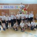 Сценарий спортивного развлечения «День здоровья с Колобком для детей МДОУ»