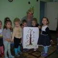 Краткосрочный познавательный проект для детей второй группы раннего возраста «Осеннее дерево»