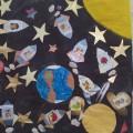 Беседа «Космос» (вторая младшая группа)