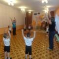 «Маша и медведь». Занятие по физическому воспитанию с детьми второй младшей группы