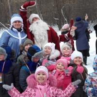 Сценарий спортивного праздника «Зимние состязания на Приз Деда Мороза!»