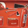 Макет «Пожарный щит»