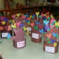 Мастер-класс по изготовлению необычного подарка к Дню святого Валентина «Дерево любви»